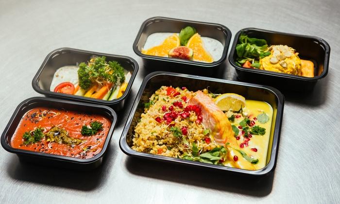 Dieta Z Dostawa Na Nawet 20 Dni Pogotowie Kulinarne Groupon