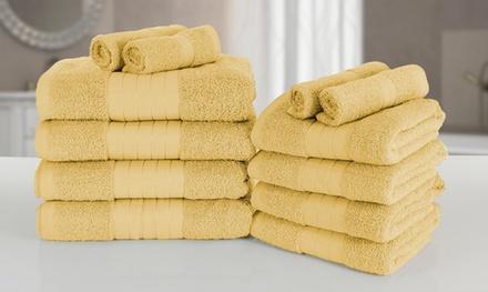 Set de 12 toallas Bale Dreamscene 500gsm
