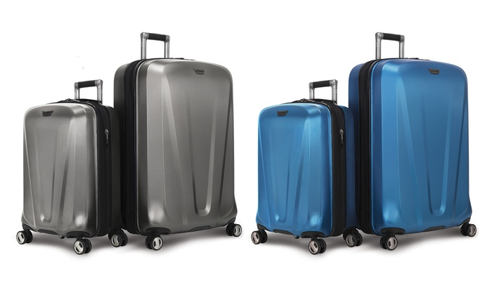 7159774d2 Ricardo Beverly Hills Costal Carry-On or Expandable Spinner Luggage ...