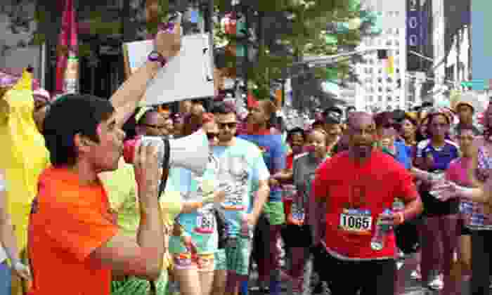 Gorilla Challenge - Downtown: Urban Adventure Race for One or Two on Saturday, June 30 (Up to 71% Off)