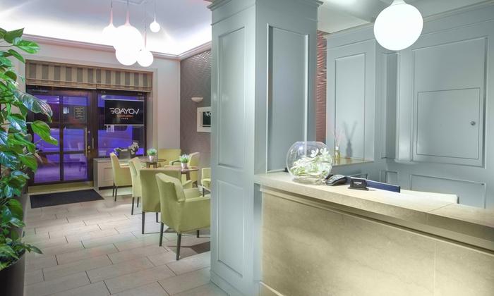 Voyage Hotel Prague - Praha, PRAHA 3 | Groupon