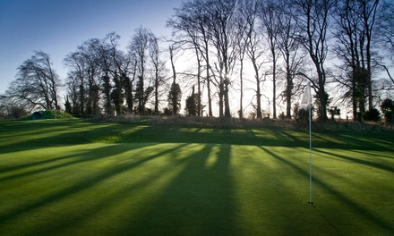 18 Holes of Golf for Two or Four at Royston Golf Club