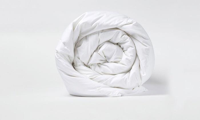 Plumadown European White Goose Down All Seasons Comforter