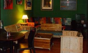 Circe Fabrica de Arte: Desde $139 por pizza grande + cerveza tirada artesanal o tragos para dos o cuatro en Circe Fábrica de Arte