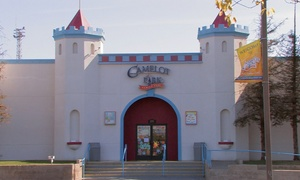 Up to 55% Off Kids' Entertainment at Camelot Park at Camelot Park Family Entertainment Center, plus 6.0% Cash Back from Ebates.