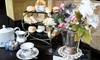 Afternoon Tea for Two with Bubbly