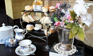 Mercure Milton Keynes Abbey Hill: Afternoon Tea for Two or Four with Bubbly at 4* Mercure Milton Keynes Abbey Hill (50% Off)