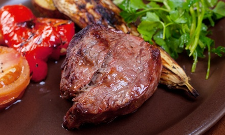 Dinner for Two, Four, or More at Fumaça Brazilian Steakhouse (Up to 45% Off)