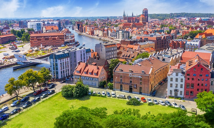 Q Hotel Grand Cru Gdańsk 4*