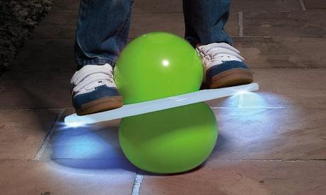 Palla luminosa John Light Up per sviluppare l'equilibrio dei bambini