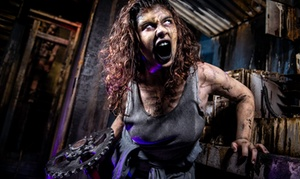 Up to 30% Off Admission to Midnight Terror Haunted House at Midnight Terror Haunted House, plus 6.0% Cash Back from Ebates.