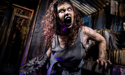 General Admission Tickets to Midnight Terror Haunted House (Up to 40% Off). Seven Options Available.