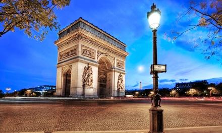 ChampsÉlysées Parijs: 13 nachten in een tweepersoonskamer met ontbijt bij Hôtel des 2 Aveneus voor 2 pers.