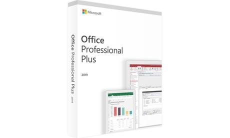 Microsoft Office 2019 Professional Plus para 1 dispositivo