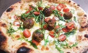 Sfizio Italienisches Restaurant: Original neapolitanische Pizza nach Wahl inkl. Getränk und Kaffee im italienischen Restaurant Sfizio (35% sparen*)