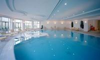 Percorso spa con massaggio e cena e vino nel Grand Hotel 5 stelle Palazzo Della Fonte