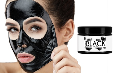 Fino a 3 maschera Peel Off Carbon Black 150 ml speciale pelli...