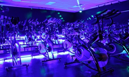 Five, Ten, or Twenty Class Pass for Xtreme Cycle Indoor Cycling at Total Fitness Revolution (Up to 53% Off)