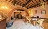 Toscana: fino a 3 notti in appartamento con colazione e Wellness