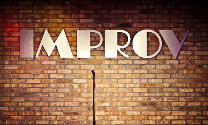 The Orlando Improv - The Orlando Improv: Comedy Show for Two, Four, or Eight at The Orlando Improv (Up to 81% Off)