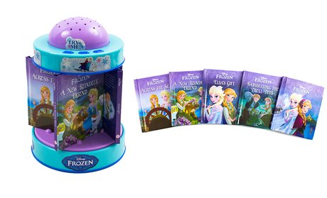 Disney's Frozen Carousel Book Collection (6-Piece)