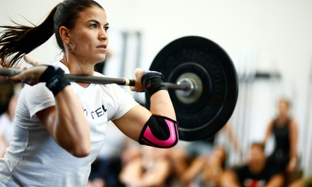 Four Weeks of Unlimited CrossFit Classes for One $10 or Two People $20 at CrossFit Border Up to $440 Value
