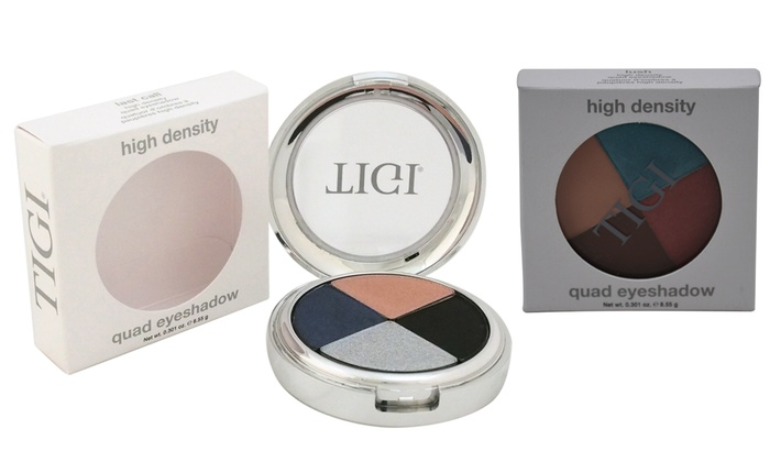 TiGi High-Density Eye Shadow Quad