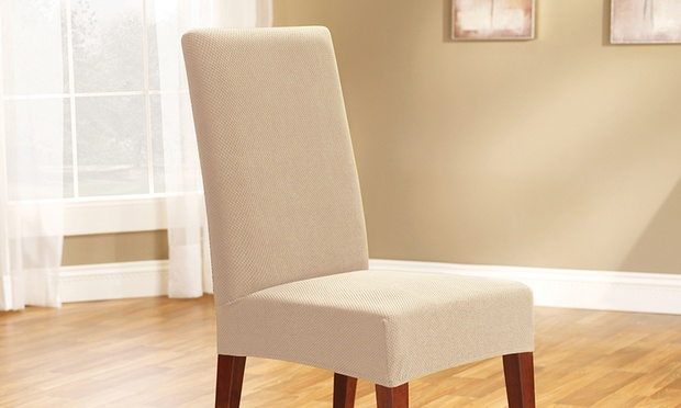 Dining Chair Stretch Covers: Two ($39) or Four ($69) (Dont Pay up to $159.76)