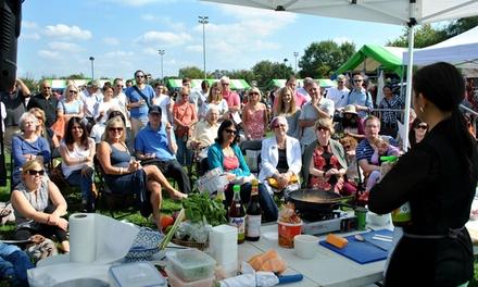 Oxford Thai Festival, 10 September at Botley Park