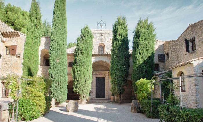 Abbaye de sainte croix salon de provence provence alpes for Abbaye sainte croix salon