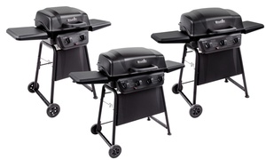 Char-Broil 2, 3, and 4 Burner Gas Grills