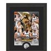 San Antonio Spurs 2014 NBA Finals Champions Framed Photo & Bronze Coin