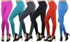 Women's Seamless Leggings : Women's Seamless Ankle Length Leggings