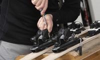 1x oder 2x Ski- oder Snowboard-Service für Ski, Kinderski oder Snowboard bei Snow Water Bonn (bis zu 62% sparen*)