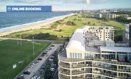 Wollongong: One, Two or Three Nights for Two People with Balcony and Breakfast at 4* Sage Hotel Wollongong