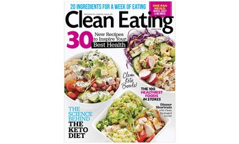 Up to 83% Off Clean Eating Magazine Subscription