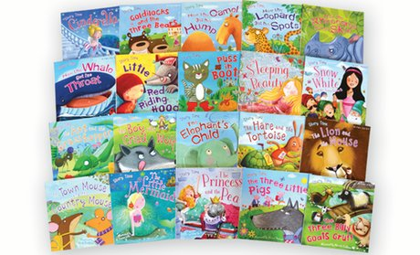 My Story Time Boxed Set Collection (20-Books)