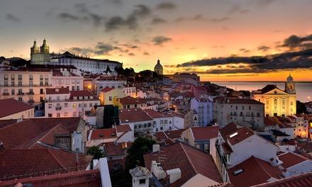 Estoril, Lisboa: 1 a 3 noches en habitación con vistas al mar y desayuno para dos personas en Amazónia Estoril Hotel 4*