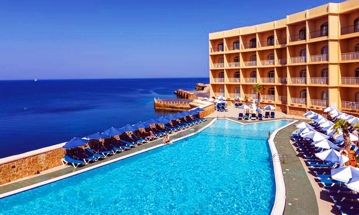 Paradise Bay Hotel Malta Thomas Cook