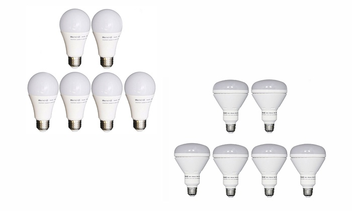 Energy Saving LED Dimmable Light Bulbs (6-Pack)