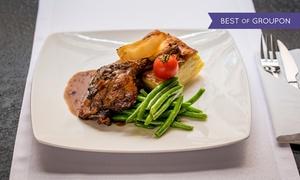 Le Bistrot Parisien: Smaki Francji: romantyczna 3-daniowa kolacja dla dwojga za 134,99 zł w Le Bistrot Parisien
