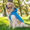 Eddie Bauer Quilted Hood Coat for Pets