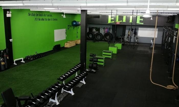 Elite Fitness Training - Roselle, IL | Groupon