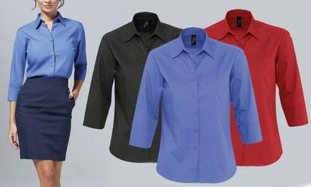 Camisa Marnaula Eternity para mujer por 19,99 € (66% de descuento)