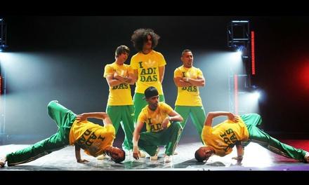 Street Dance XXL UK & Global Championships 2016