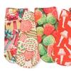 Kids' Christmas-Theme Ankle Socks (6-Pack)