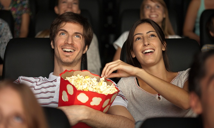 Comal County Habitat for Humanity - Downtown New Braunfels: Classic-Movie Night with Refreshments at Brauntex Theatre from Comal County Habitat for Humanity (Up to 55% Off)