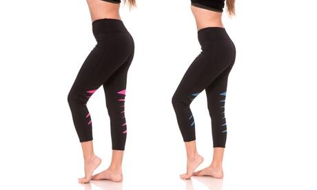 Women's Slasher Activewear Capri Pants (2-Pack) 582952aa-06b9-4ea3-adb4-f65f427244b4