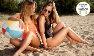 Fashion Cabeleireiros: Massagem modeladora, relaxante, drenagem linfática ou redutora no Fashion Beleza & Estética - Águas Claras