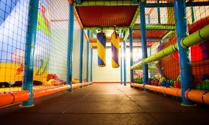 L'isola che c'è (Cornaredo) - L ISOLA CHE C E (MILANO): Ingresso al parco giochi per 2, 4 o 6 bambini con merenda da L'Isola Che C'è (sconto fino a 59%)